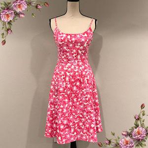 Jessica Howard Floral pink dress